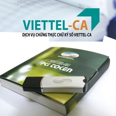 Chữ Ký Số Viettel-Ca